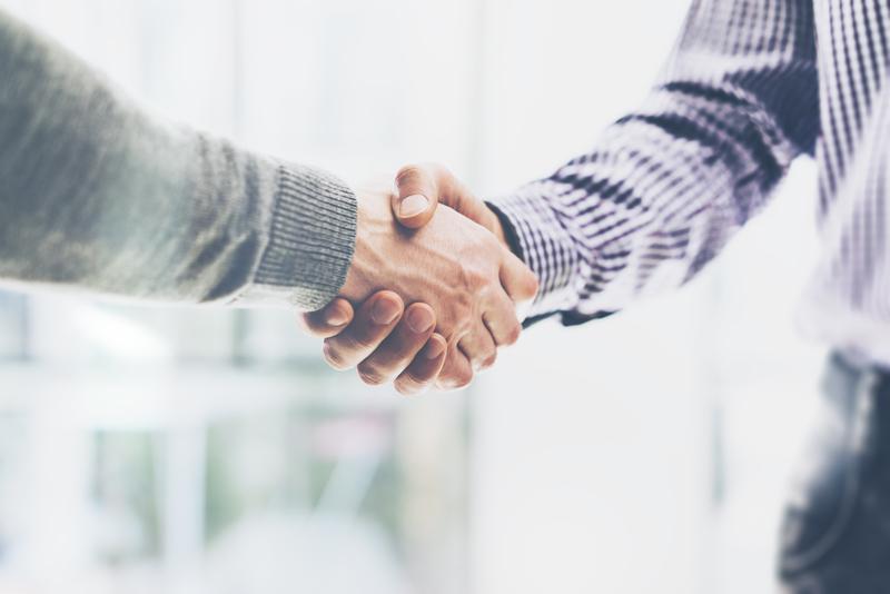 handshake, business, partnership